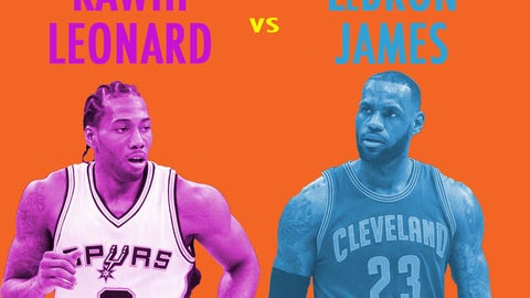 The case for LeBron over Leonard