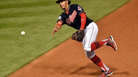 Francisco Lindor - SS - Cleveland Indians