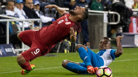 USMNT facing imposing climb to World Cup with Friday loss
