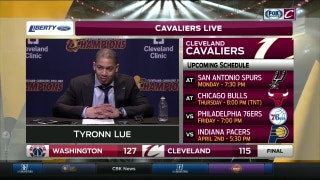 Tyronn Lue says Cavaliers are intentionally holding back