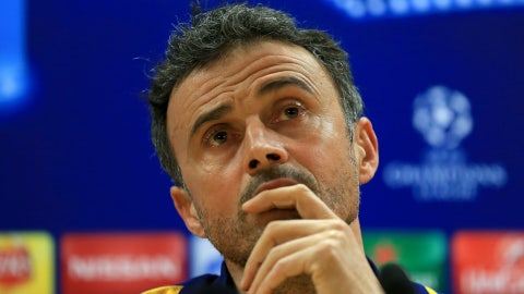 Luis Enrique has to get his team selection and tactics right
