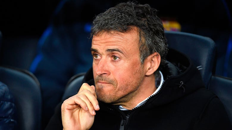 Barcelona manager Luis Enrique stepping down after season