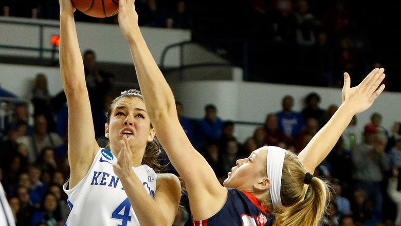 Women's NCAA tournament first round capsules: All chalk