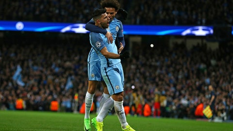 Manchester City — Don't get complacent