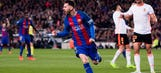 Messi hits 40-goal milestone again as Barcelona returns to winning ways