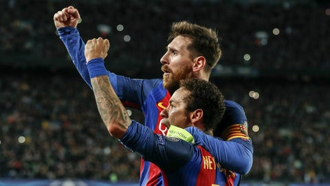 Barcelona aim to avoid a letdown