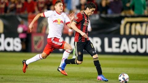 Miguel Almiron, Atlanta United