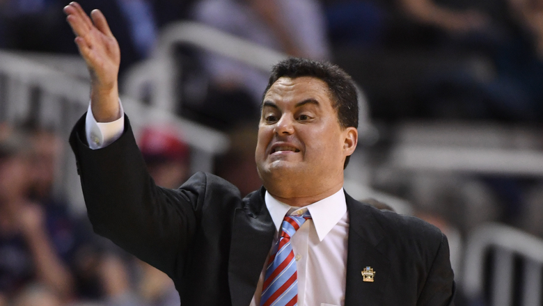 Arizona coach Sean Miller can only blame himself for the Wildcats' Sweet 16 exit