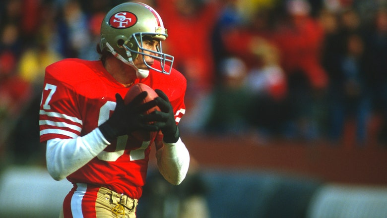 The NFL world grieves Dwight Clark's ALS revelation