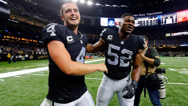 NFL clears way for Raiders relocation vote as early as next week