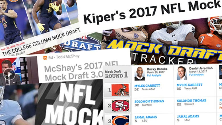 Why do we love mock drafts so darn much?