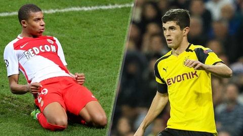 Monaco vs. Dortmund