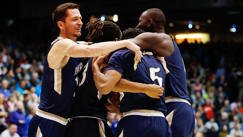 With First Four win, Mount St. Mary's delivers financial windfall for NEC