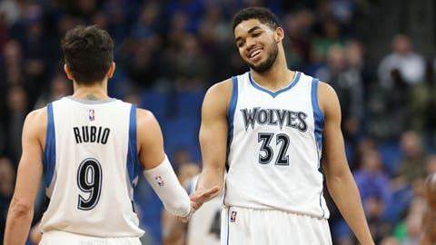 Karl-Anthony Towns responds to All-NBA snub
