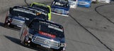 Camping World Truck Series points update before Martinsville