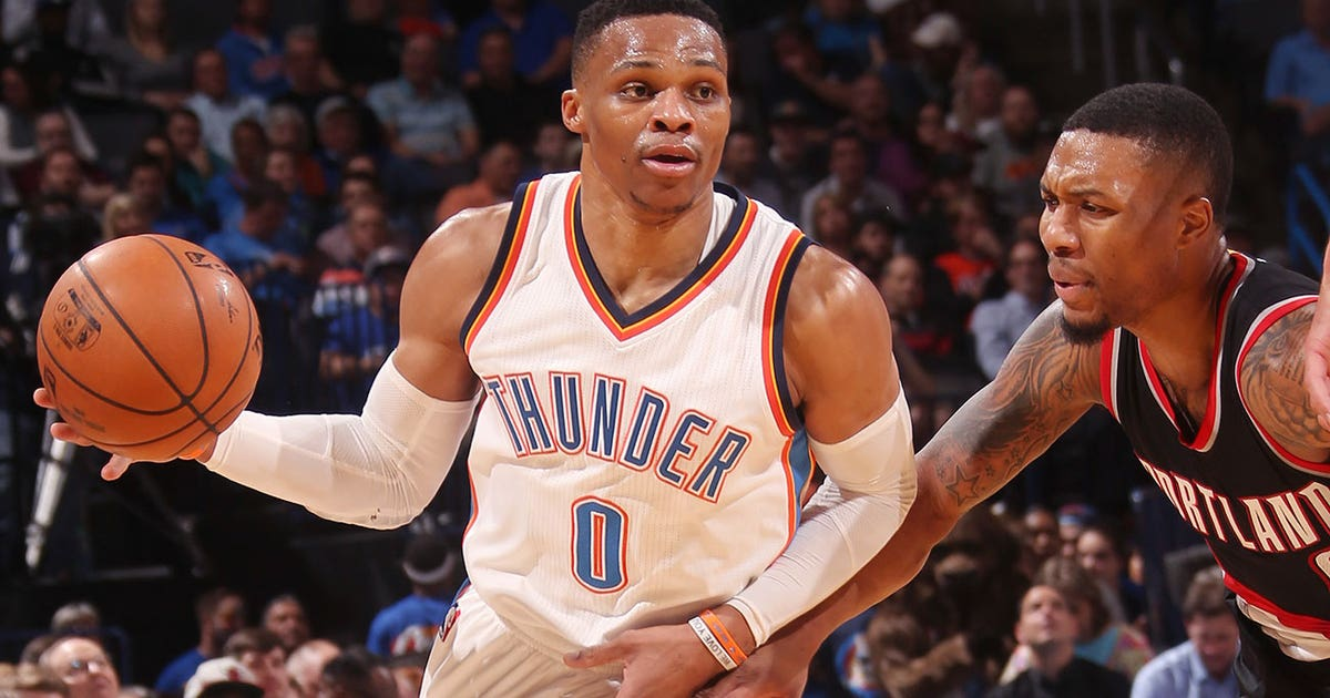 Nba Power Rankings Russ Vresize 630 High Plot Thickens West Fox Sports