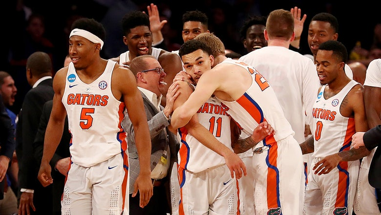 A block and a buzzer-beater give Florida-and the tourney—a breathtaking 'wow' of an ending