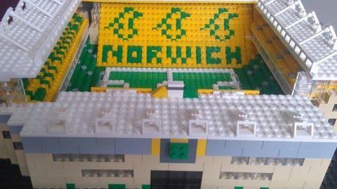 Norwich City, Carrow Road