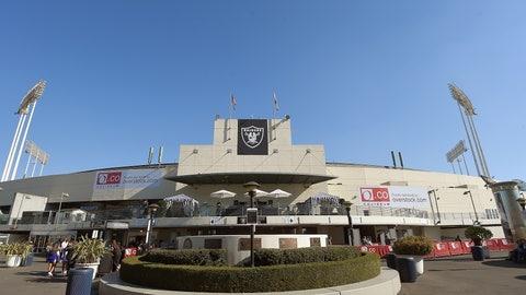 Rams: O.co Coliseum (Raiders)