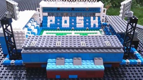 Peterborough United, ABAX Stadium (London Road)