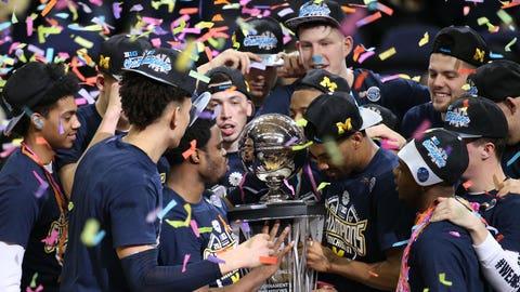 Wisconsin blocking Michigan's path to Big Ten title