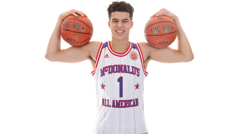 Prep phenom Porter Jr. eager to team up with father at Mizzou
