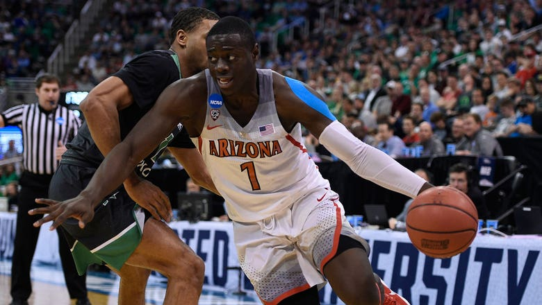 Rawle Alkins will return for sophomore season at Arizona