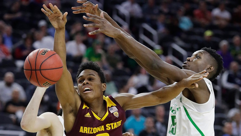 Arizona State wiped out by Oregon's second-half surge