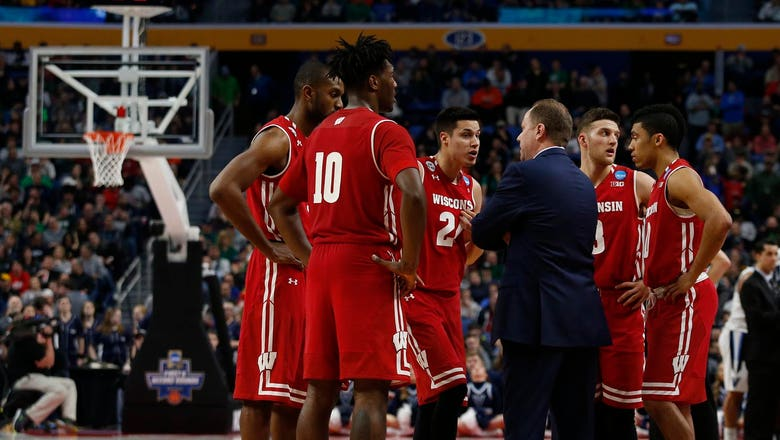 Gard credits senior leadership as Badgers return to Sweet 16
