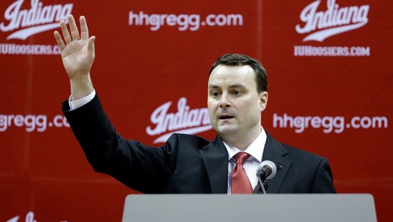 Miller settling into new job with Hoosiers