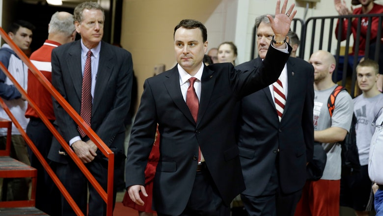 Indiana coach Miller cashes in with $24 million deal