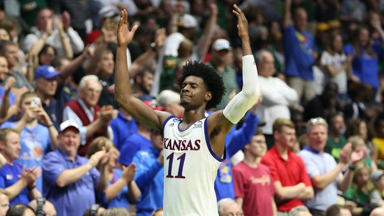 Jayhawks advance to Sweet 16 with 90-70 win over Spartans