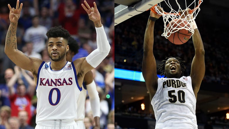 KU-Purdue is a matchup of player of the year contenders