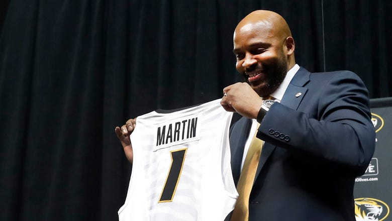Martin ready to be with Mizzou for the long haul