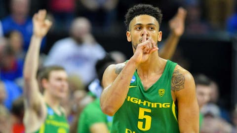 Winner: Tyler Dorsey, G, Oregon