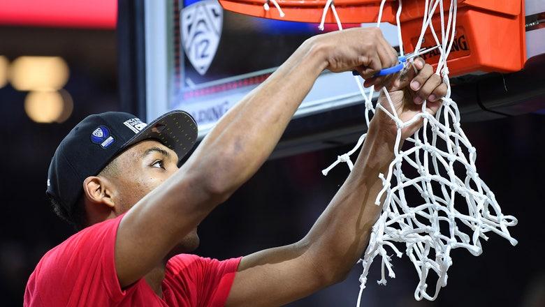 Arizona guard Allonzo Trier finds redemption in Pac-12 Tournament title