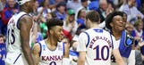Top-seeded Kansas next up for Michigan State