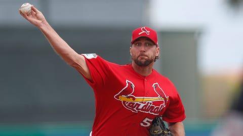 St. Louis Cardinals: Adam Wainwright, SP (35)