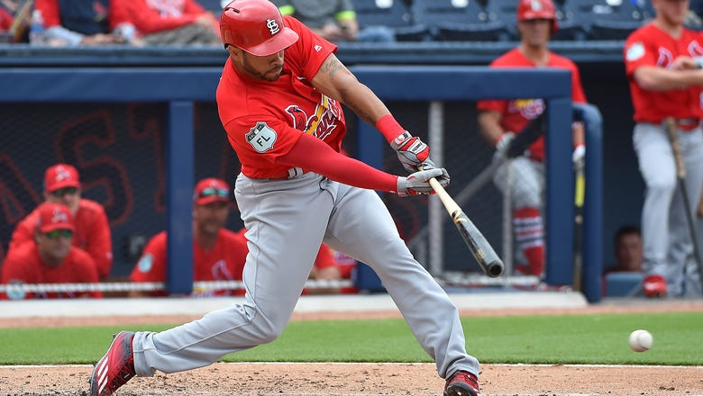 Cardinals option Tommy Pham to Triple-A