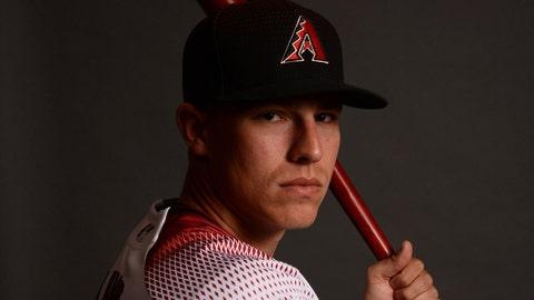 Third base: Jake Lamb