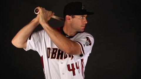 First base: Paul Goldschmidt