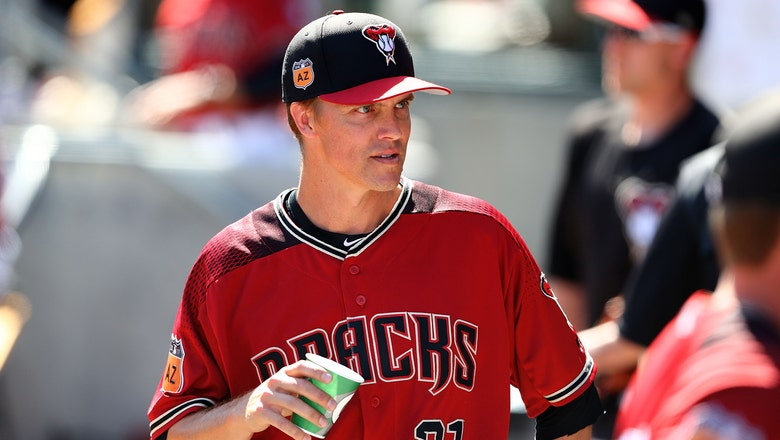 Greinke gives up 3 runs in final Opening Day tuneup