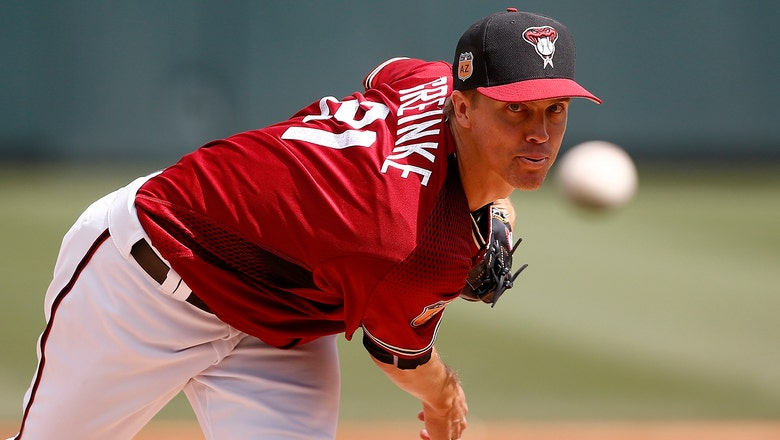 Greinke delivers best spring outing vs. Cubs