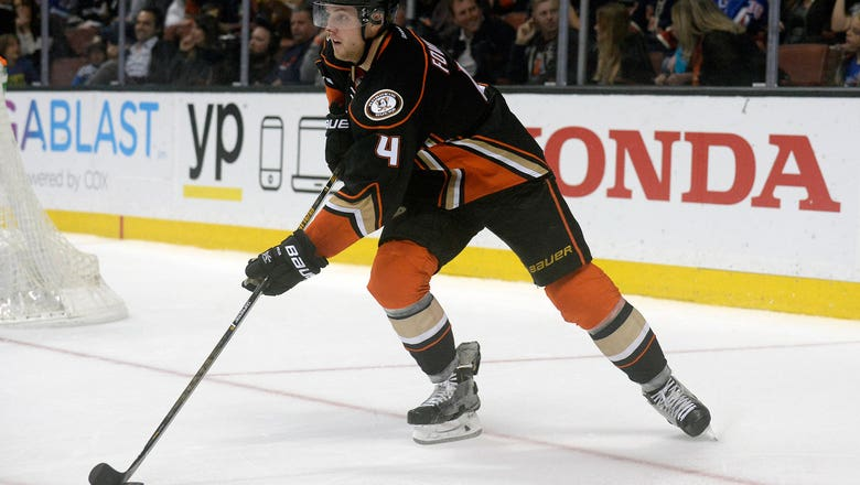 Ducks can clinch playoff spot with win over Canucks