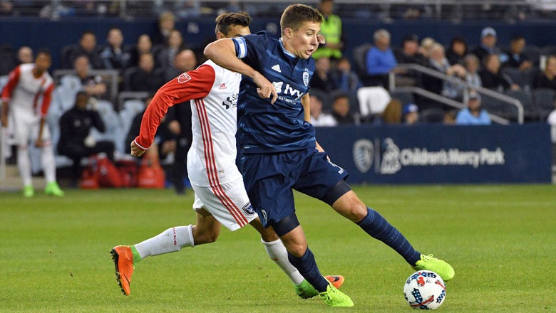 Sporting KC's Besler named to USMNT for World Cup qualifiers