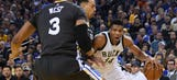 Bucks-Warriors Twi-lights: Milwaukee leads in first quarter of loss