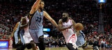 Grizzlies LIVE to Go: Grizzlies lose back end of Texas two-step to Rockets
