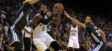 Bucks fizzle in loss at Golden State