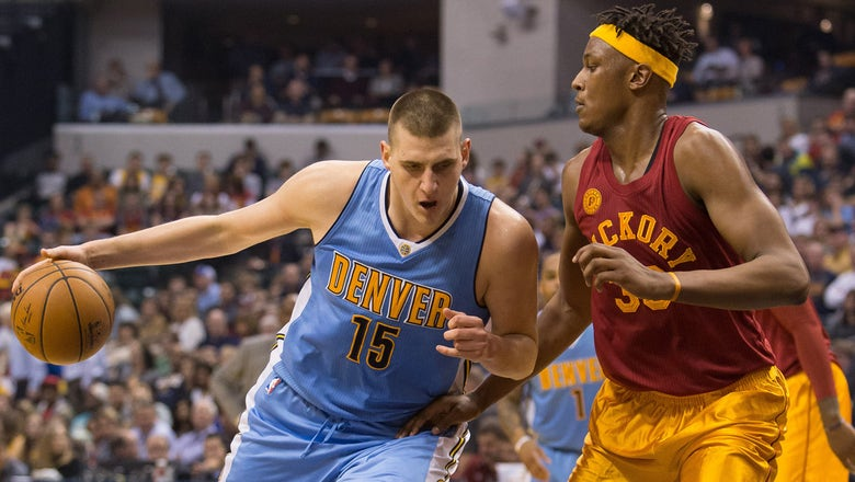 Pacers can't complete late rally, fall 125-117 to Nuggets