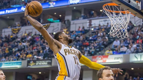 Indiana Pacers (37-36)